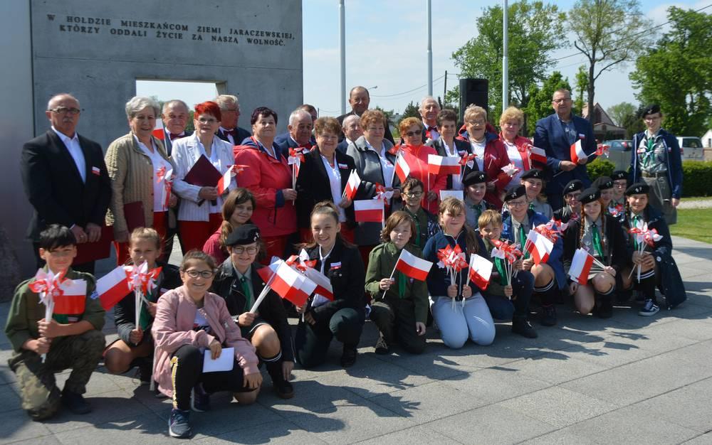 Święto flagi w Jaraczewie