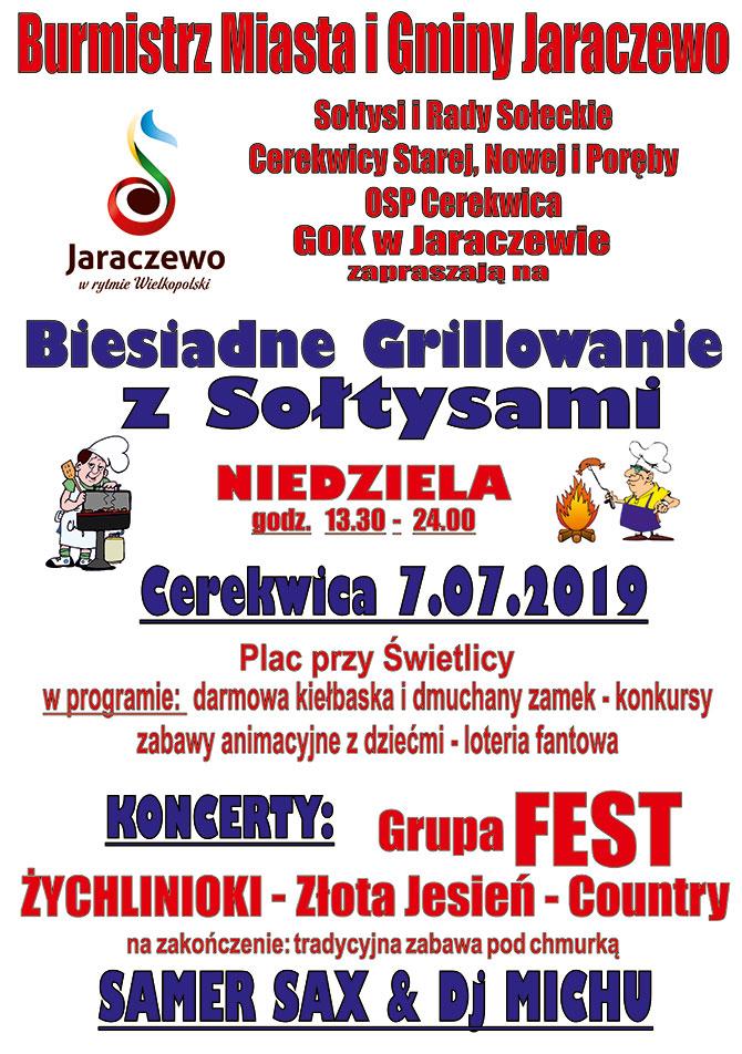 Festyn w Cerekwicy