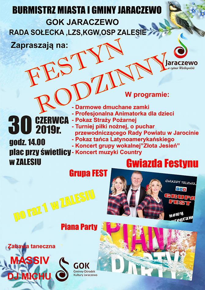 Festyn w Zalesiu