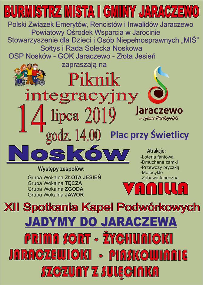 Jadymy do Jaraczewa